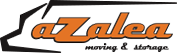 Azalea Moving Logo